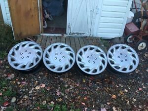 "17"" steelies 5x114"