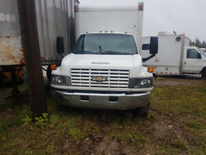 2005 C5500 GMC 6.6 Diesel parts for sale
