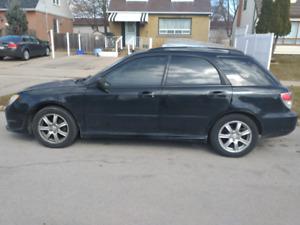 2007 Subaru Impreza 2.5i AWD Special Edition