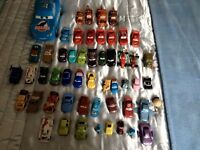 Disney cars bundle mixture of plastic and diecast
