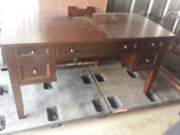 Wood Desk, office/writing desk