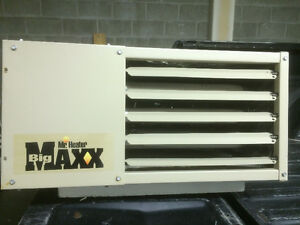 Mr Heater Big Maxx garage heater for natural gas Prince George British Columbia image 1
