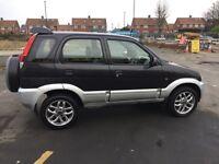 Daihatsu terrios 1.3 petrol, 4x4, sport,81000 miles,2004 Reg,£999.