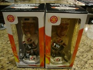 Collectible Series-Scott Niedermayer & Eric Lindros Bobble Head