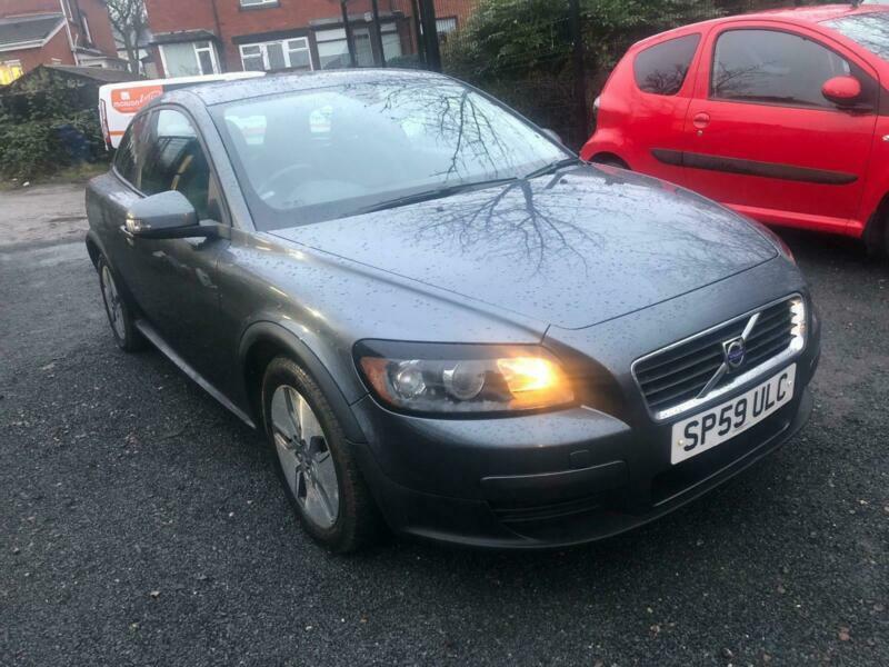 e0b6dc34516 2009 Volvo C30 1.6 D DRIVe S 2dr £30 road tax 2 keys 12 month mot ...