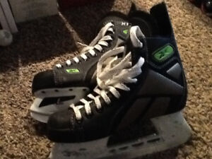 2 Pairs of Hockey Skates