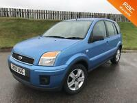2009 FORD FUSION ZETEC 1.6 16V AUTOMATIC - 60K MILES - F.S.H - 6 MONTHS WARRANTY