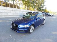 2015 Audi A4 Premium, Ht leather with sunroof, Immaculate!!