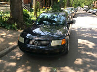 2000 Volkswagen Passat Sedan 4Motion V6 2.8L Turbo Automatic