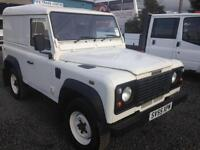 Land Rover Defender 90 hard top only 53,000 miles