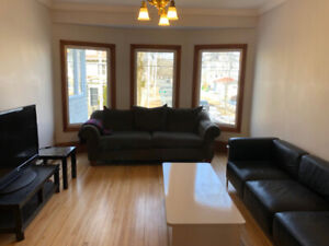 Spacious, Renovated, 3bdrm Apartment in South End Halifax.