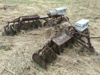 Tandem plow for sale