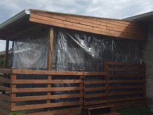 Rideaux extérieurs à vendre Saguenay Saguenay-Lac-Saint-Jean image 3