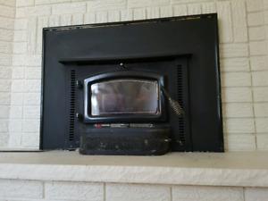 Built-in Airtight Fireplace - Elmira.