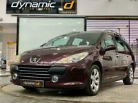 2007 Peugeot 307 SW 1.6 HDi S 5dr Estate Diesel Manual