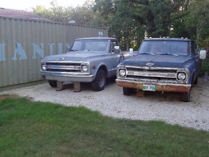 Chevrolet C10 Project Package