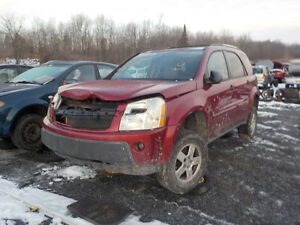 2005 Chevrolet Equinox Now Available At Kenny U-Pull Cornwall