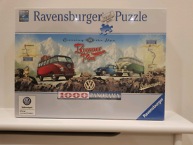 Sealed + Used Ravensburger Jigsaw puzzles 500-1000 pieces