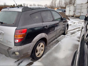 parting out a 2003 pontiac vibe gt (matrix xrs) Kitchener / Waterloo Kitchener Area image 2