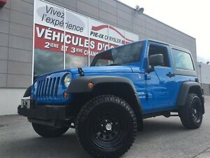 Jeep Wrangler 4WD 2dr Sport+MAGS+GR.ELEC+WOW! 2011
