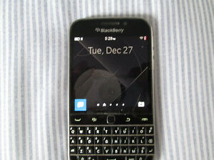 BLACKBERRY CLASSIC+OTTERBOX DEFENDER CASE EXC CONDITION