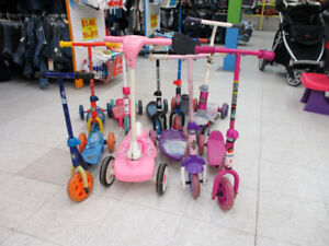 Scooters from $12