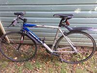 Saracen zenith road bike