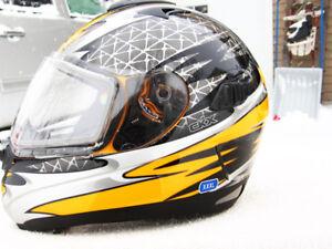 snowmoible    helment