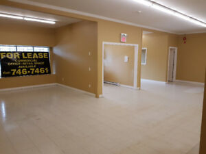 Commercial/Retail/Office space Commonwealth Ave, Mt Pearl