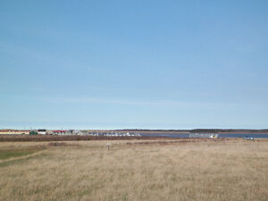 1 Acre water view lots at a great price