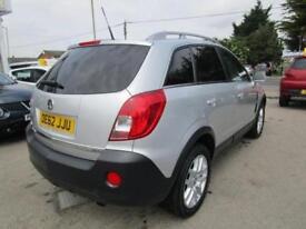 2013 Vauxhall Antara 2.2 CDTi Exclusiv AWD 5dr