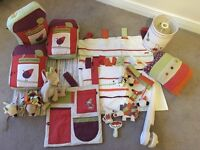 Hodge Podge Mamas and Papas Unisex Nursery/ Bedroom Set (may sell separately)