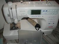 Janome 6600P Computerized Memorcraft Sewing MACHINE