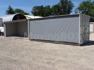 All Types of Shipping Containers Available!