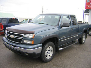 2006 Chevrolet Silverado 1500 LS 4X4 Cambridge Kitchener Area image 1