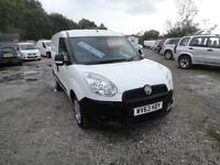 2013 Fiat Doblo Cargo 1.3 Multijet 90 Van. Only 51,000 miles. 1 owner from new.