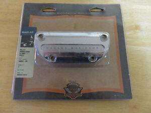 NEW billet handle bar clamp Harley Davidson