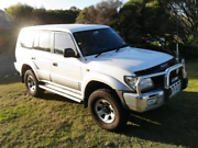 Toyota Landcruiser Prado GXL 90 Series for Sale North Manly Manly Area Preview