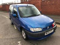 2002 Citroen Berlingo 1.9D Multispace Forte Disabled Adapted With Ramp