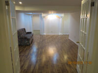 Nice & Lux. 2 Bed. Base. Apt. In Nice Area of Thornhill For Rent