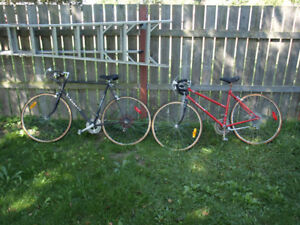 His&Hers MADE IN CANADA classic road bikes