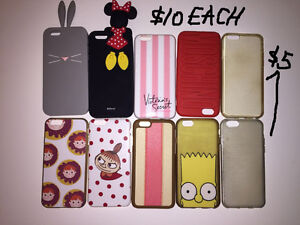 Barely Used Life Proof Beautiful Cases for iPhone 6/6s St. John's Newfoundland image 1