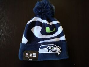 87875fad4db5e New Era Navy Seattle Seahawks Hat