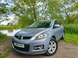 image for 2008 Mazda CX-7, 2.3 petrol, turbo, with 109000 miles, 12 months MOT