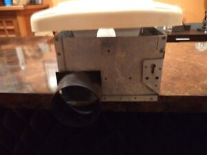 Bathroom exhaust fan and light assembly for sale