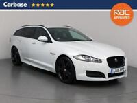 2015 JAGUAR XF 2.2d R Sport Black 5dr Auto Estate