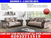 Brand New Shannon 3 nd 2 Seater sofa Lansing