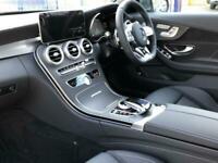 2020 Mercedes-Benz C Class C63 Premium Plus 2dr 9G-Tronic Auto Cabriolet Petrol