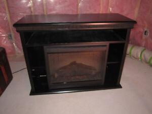 Electric Dimplex fireplace