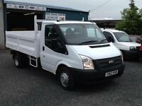 Ford Transit 2.2TDCi tipper 12 reg 6 speed t350